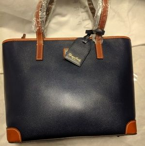 Authentic Dooney and Bourke large purse